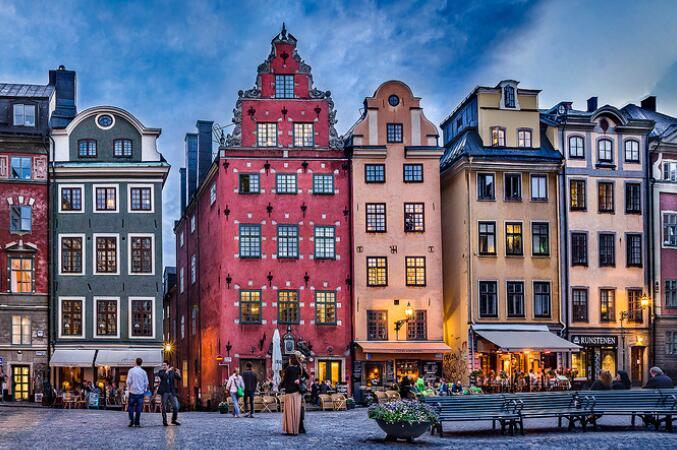 斯德哥尔摩有